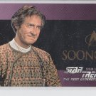 Soong Embossed Chase Card 1996 Skybox Next Generation #S22 Trading Card *ED