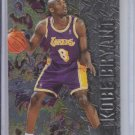 Kobe Bryant Rookie Card 1996-97 Fleer Metal #101 Lakers