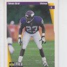 Torian Gray RC Trading Card 1997 Upper Deck Collector's Choice #557 Vikings *BOB