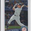Mark Teixeira 2011 Topps Chrome #140 Yankees