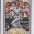 Adron Chambers RC 2012 Topps Gypsy Queen #208 Cardinals
