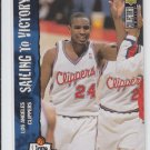 Tony Dehere I Love This Team 1995-96 Collector's Choice French 167 Clippers