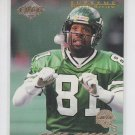 Jeff Graham Season Review Football Trading Card 1998 Edge #124 Jets *BOB