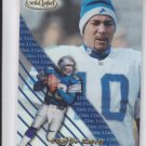 Charlie Batch  Football Trading Card Class 3 2000 Topps Gold Label 66 Lions *BOB