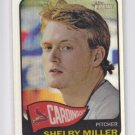 Shelby Miller Chrome Refractors 2014 Topps Heritage #320 Cardinals 046/565