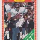 Bobby Humphrey Rookie Card 1989 Pro Set #493 Broncos