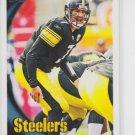 Ben Roethlisberger Football Trading Card 2010 Topps #280 Steelers