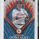 Adrian Gonzalez Diamond Stars Inser 2011 Topps #DS4 Dodgers