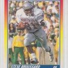 Steve Broussard Rookie Card 1990 Score #655