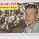 Mickey Mantle Insert 2008 Topps #MM56 Yankees