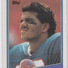 Andre Reed Football Trading Card 1988 Topps #224 Bills