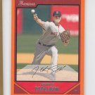 Jonathan Papelbon Orange SP 2007 Bowman #6 Red Sox 131/250