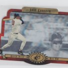 Jose Canseco Gold Die Cut Baseball Card 1996 Upper Deck Spx #8 Red Sox