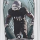 Khalil Mack Rookie Card Base 2014 Bowman #54 Raiders