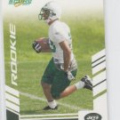 Chansi Stuckey Rookie Card Glossy Parallel 2007 Score Football #360 Jets