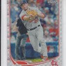 David Freese X-Fractor 2013 Topps Chrome #135 Cardinals