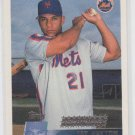 Jay Payton Coming Attractions 1996 Topps #350 Mets