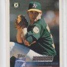 Jason Wasdin Coming Attractions 1996 Topps 349 Athletics