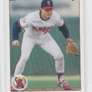 Dick Schofield Baseball Trading Card 1990 Upper Deck #669 Angels