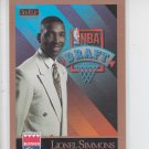 Lionel Simmons Rookie Card 1990-91 Skybox #364 Kings