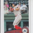 Sebastian Valle 2011 Topps Pro Debut #158 Phillies