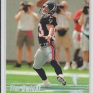 Tim Dwight Football Trading Card 1999 Topps Stadium Club #93 Falcons *BOB