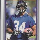 Chris Barnes Rookie Trading Card 2001 Topps #329 Ravens *BOB