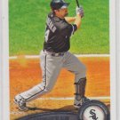 Paul Konerko Baseball Trading Card 2011 Topps #93 White Sox