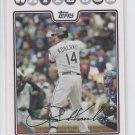 Paul Konerko Baseball Trading Card 2008 Topps Series 1 #296 White Sox