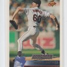 Jimmy Haynes Coming Attractions 1996 Topps #354 Orioles *ABCDEF