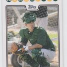 Kurt Suzuki Baseball Trading Card 2008 Topps Series #226 Athletics Twins