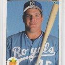 Bob Hamelin Rookie Card 1990 Upper Deck #45 Royals