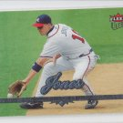 Chipper Jones Baseball Trading Card 2006 Fleer Ultra #25 Braves