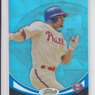 Shane Victorino Refractors SP 2010 Topps Finest #89 Red Sox 140/299
