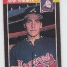 John Smoltz Rookie Card 1989 Donruss #642 Braves