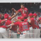 Ryan Zimmerman Baseball Trading Card 2008 Upper Deck Series 1 #367 CL Nationals
