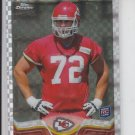 Eric Fisher  X-Fractors 2013 Topps Chrome RC #166 Chiefs