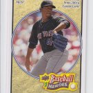Pedro Martinez Baseball Trading Card 2008 Upper Deck Heroes #106 Mets