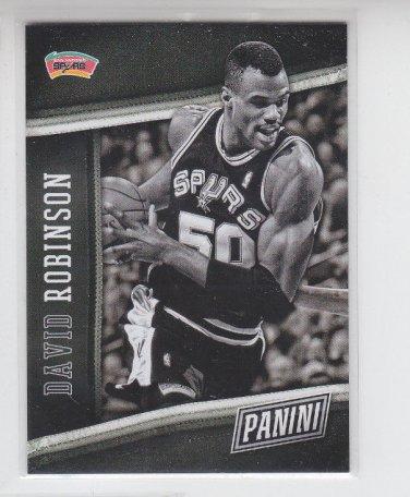David Robinson 2013-14 Panini National Redemption #8 Spurs