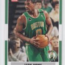 Leon Powe Basketball Trading Card 2007-08 Fleer #98 Celtics