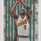 Sherell Ford Rookie Card 1995-96 Fleer Ultra #273 Supersonics *BOB