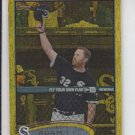 Adam Dunn Gold Sparkle Parallel 2012 Topps Series 1 #199 White Sox