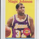 Magic Johnson 58-59 Variation SP 2008-09 Topps #174 Lakers
