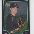 Brad Mills Rookie Card 2009 Bowman Chrome Draft #BDP31 Blue Jays