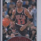 Michael Jordan Air Time Arrival & Departure 1997-98 Upper Deck #AT1 Bulls