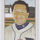 Miguel Cabrera Baseball Trading Card 2010 Topps 206 #269 Tigers