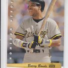 Barry Bonds Homerun Heroes 1993 Upper Deck #3 Pirates