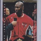 Michael Jordan A Cut Above Die Cut 1996-97 Upper Deck #CA6 Bulls