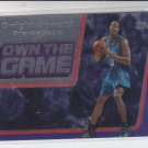 Dwight Howard Own the Game Insert 2006-07 Topps #OTG7 Magic