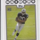 Darren McFadden Rookie Card 2008 Topps RC #346 Raiders